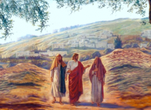 Jésusenchemin